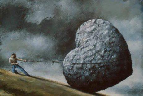 Отпустить камень. Часть 7.